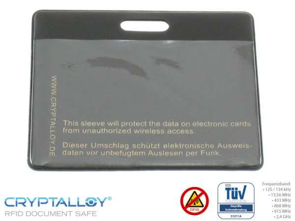 RFID NFC Badgeholder ATHEN
